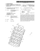 CONFORMABLE STENT STRUCTURE AND METHOD OF MAKING SAME diagram and image