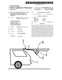MULTI-FUNCTION SENSOR SYSTEM FOR DETECTING RAINFALL AND FOR RECORDING THE SURROUNDINGS OF VEHICLES diagram and image