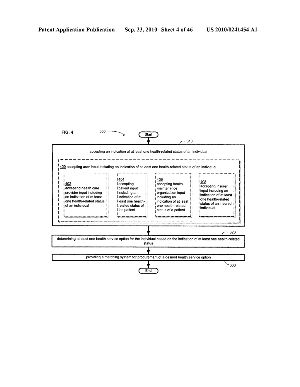 Computational Systems and Methods for health services planning and matching - diagram, schematic, and image 05