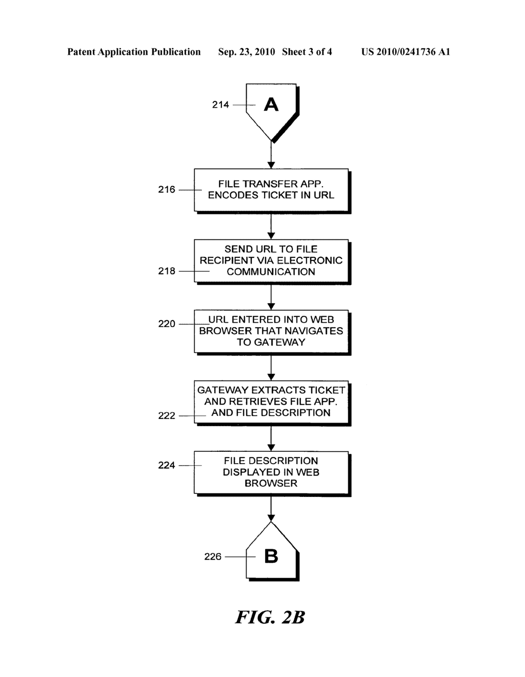 Method and apparatus for performing a peer-to-peer file transfer - diagram, schematic, and image 04