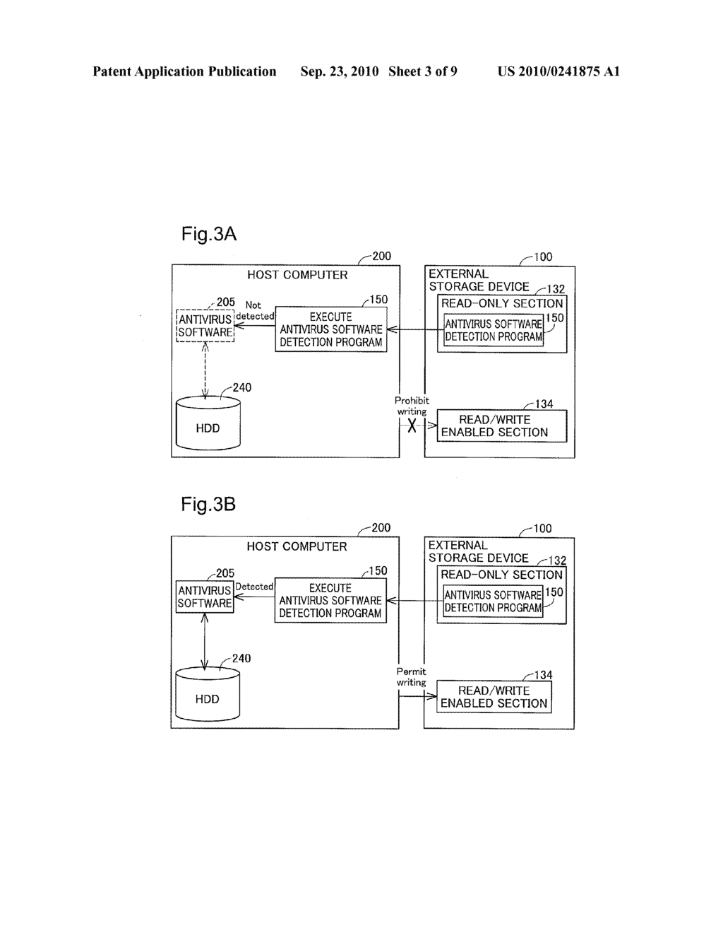 EXTERNAL STORAGE DEVICE AND METHOD OF CONTROLLING THE SAME - diagram, schematic, and image 04