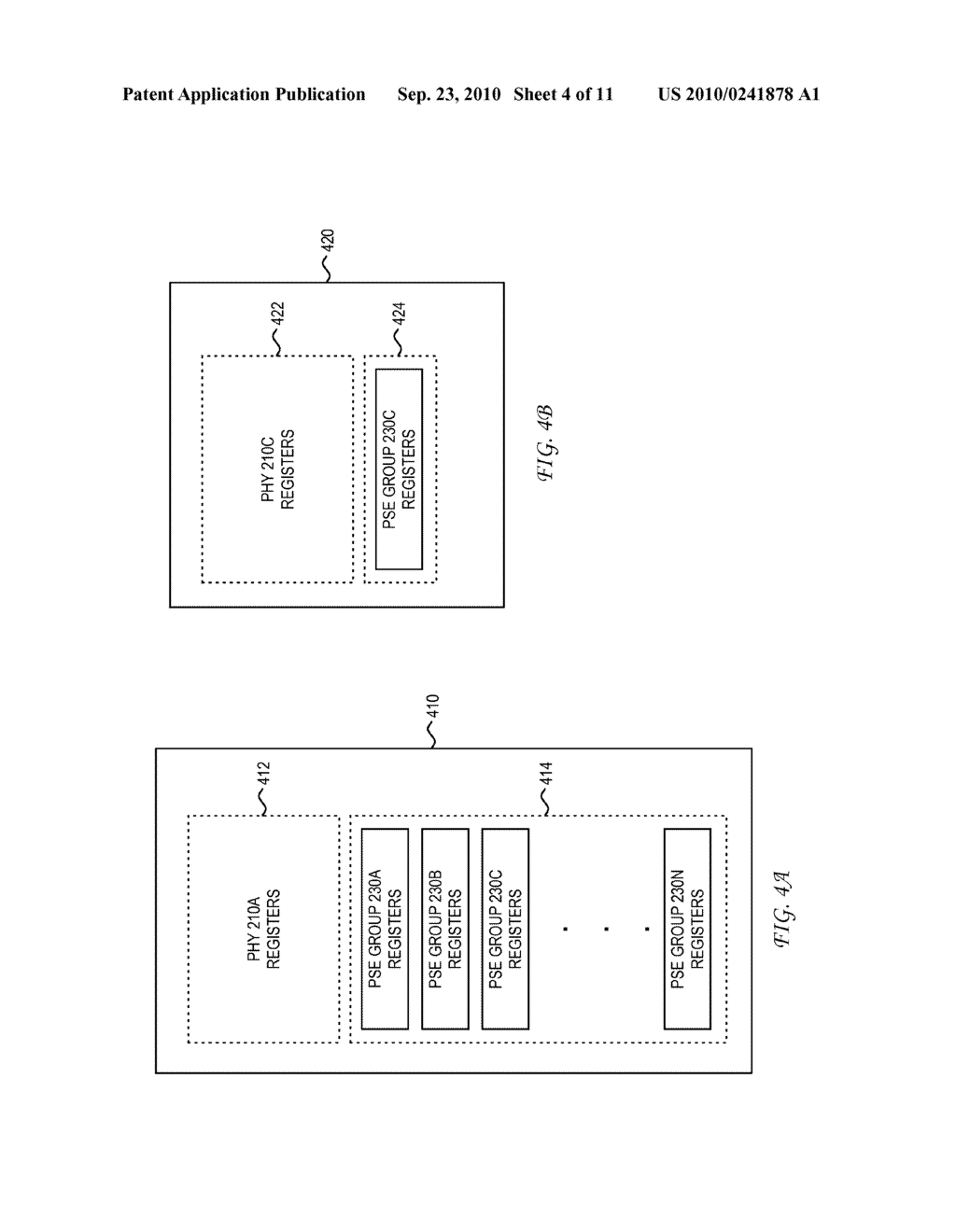 System and Method for Mirroring Power Over Ethernet Registers in a Physical Layer Device Over a Single Isolation Boundary - diagram, schematic, and image 05