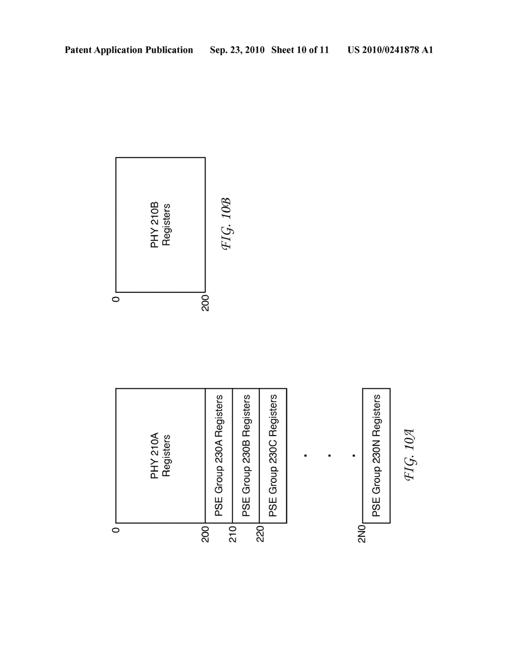 System and Method for Mirroring Power Over Ethernet Registers in a Physical Layer Device Over a Single Isolation Boundary - diagram, schematic, and image 11
