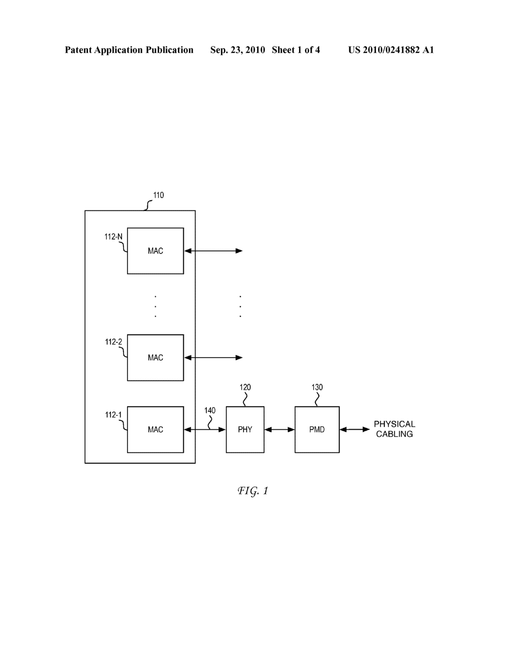System and Method for Tunneling Control over a MAC/PHY Interface for Legacy ASIC Support - diagram, schematic, and image 02
