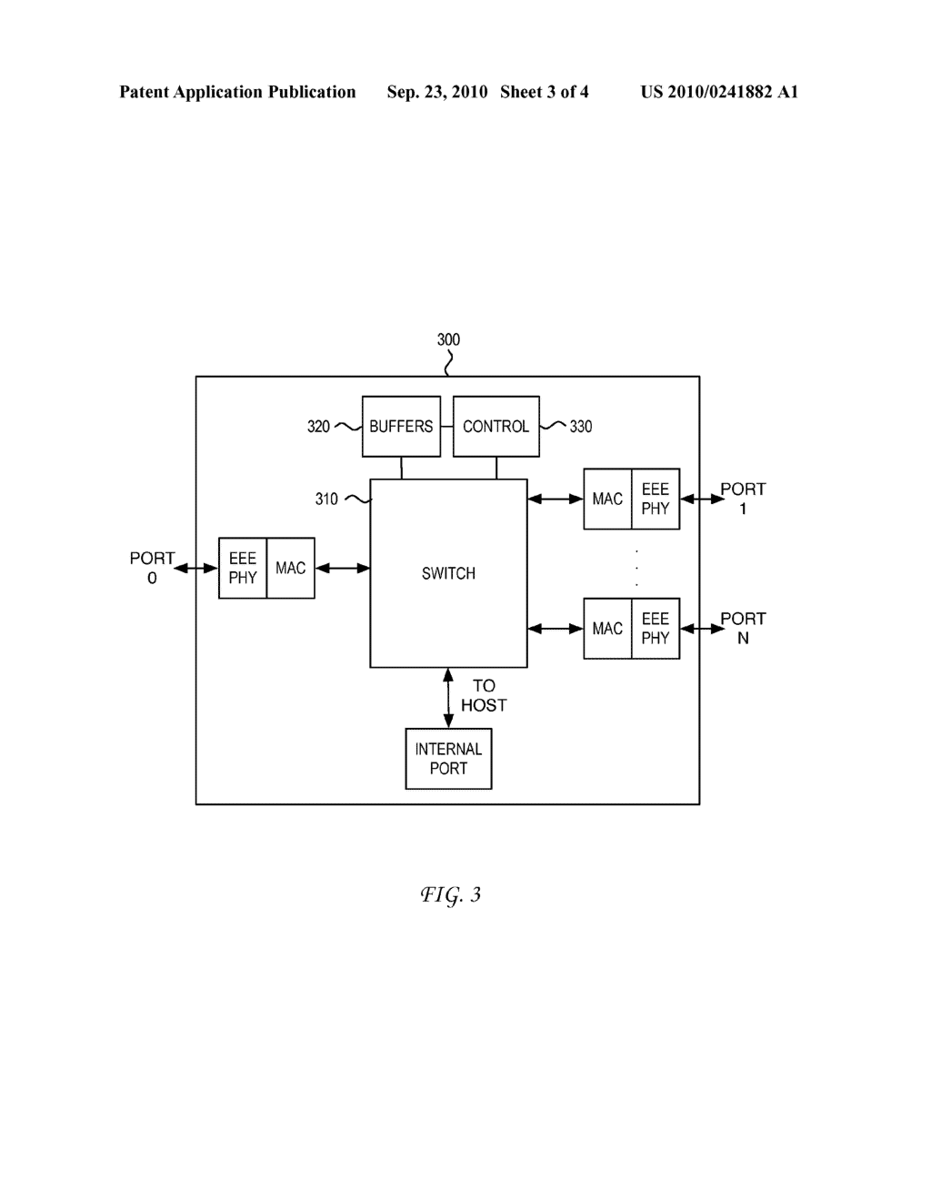 System and Method for Tunneling Control over a MAC/PHY Interface for Legacy ASIC Support - diagram, schematic, and image 04