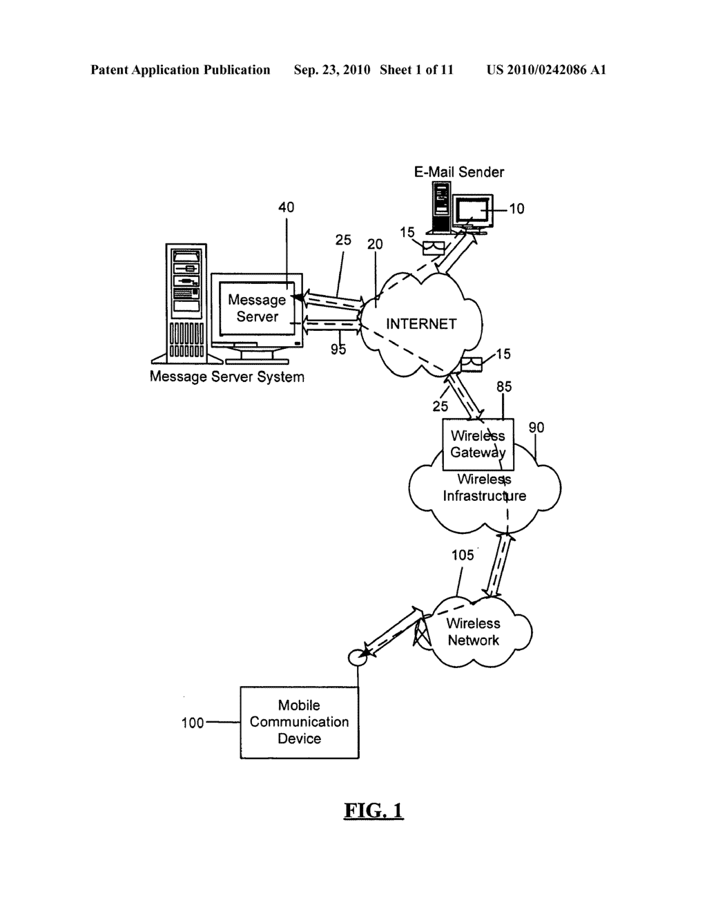 SYSTEM AND METHOD FOR HANDLING DATA TRANSFERS - diagram, schematic, and image 02