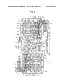 FUEL FEEDING DEVICE OF A V-SHAPED ENGINE FOR MOTORCYCLE diagram and image