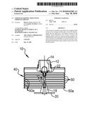 Sprinkler Skipping Shield With Improved Airflow diagram and image