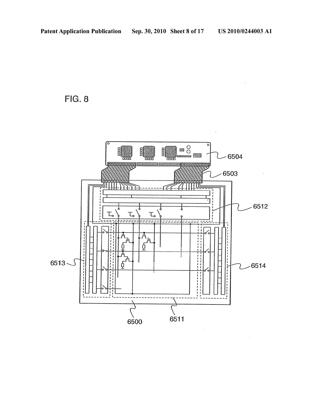Semiconductor Device and Light-Emitting Device - diagram, schematic, and image 09