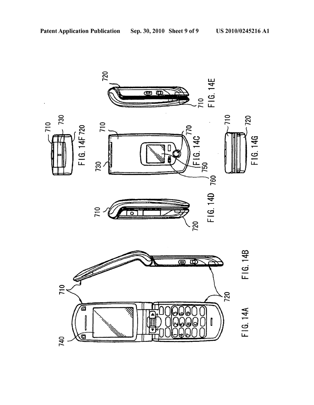 Display panel and display device - diagram, schematic, and image 10