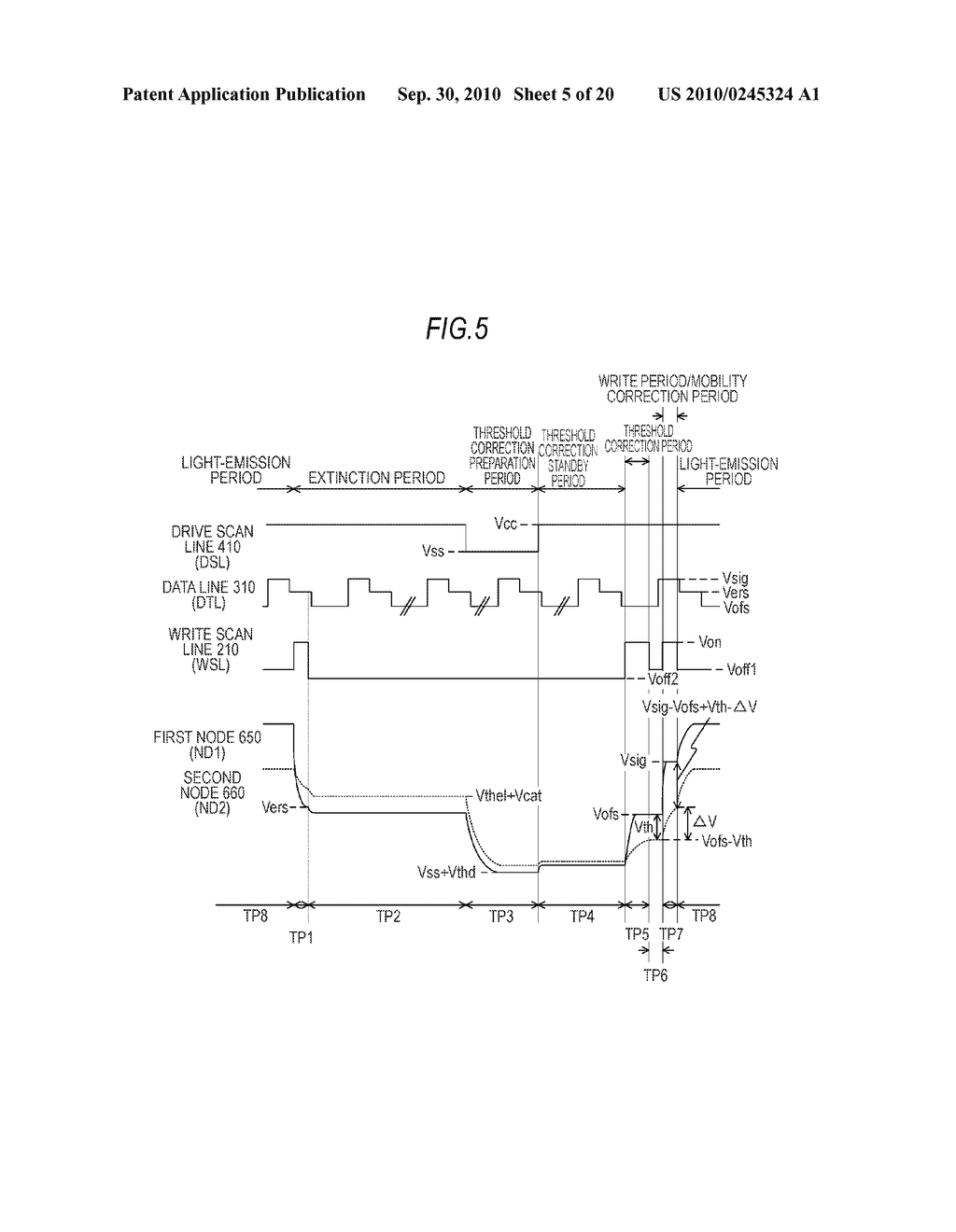 DISPLAY APPARATUS AND ELECTRONIC INSTRUMENT - diagram, schematic, and image 06
