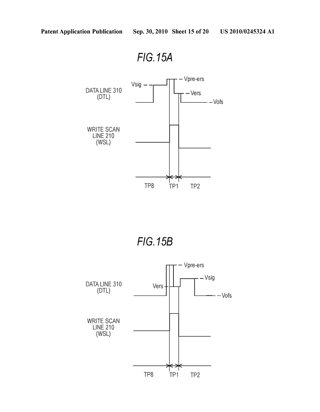 DISPLAY APPARATUS AND ELECTRONIC INSTRUMENT - diagram, schematic, and image 16