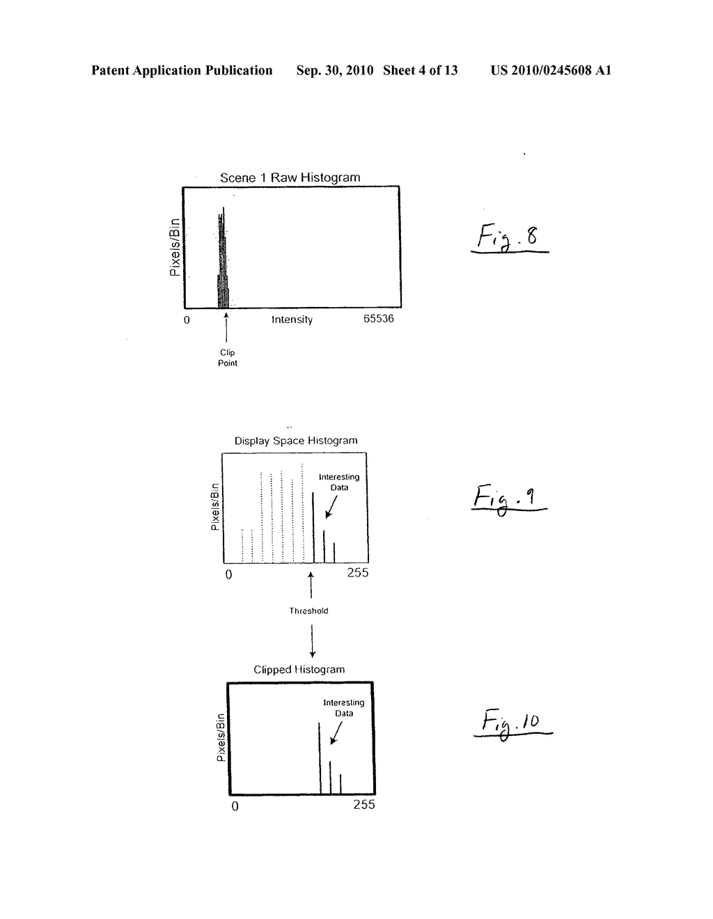 ADAPTIVE METHOD AND SYSTEM FOR EXTRACTING A BRIGHT IMAGE FROM A THERMAL IMAGE - diagram, schematic, and image 05