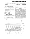 Array Substrate for Liquid Crystal Panel and Liquid Crystal Panel diagram and image