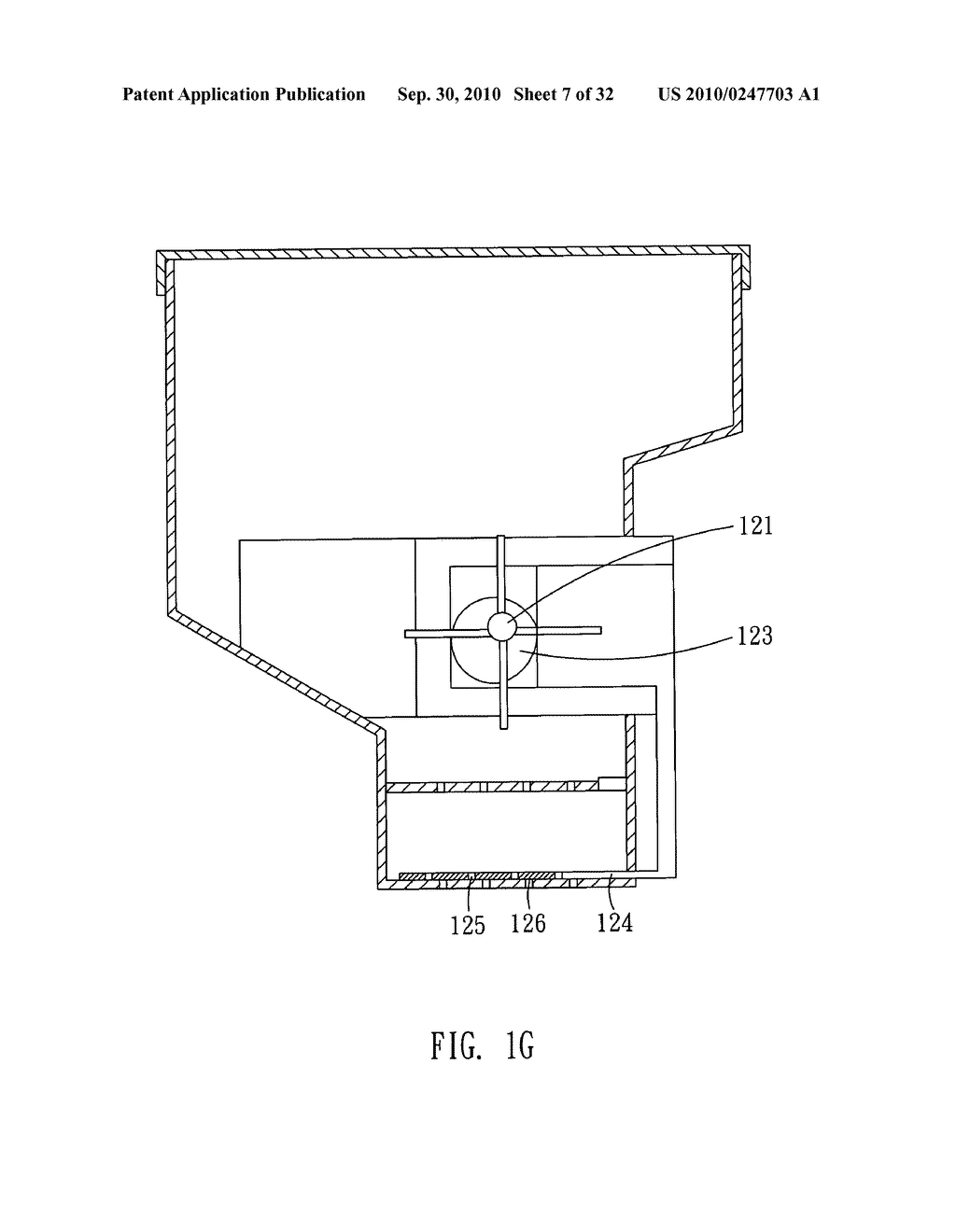 Three-dimensional object forming apparatus - diagram, schematic, and image 08