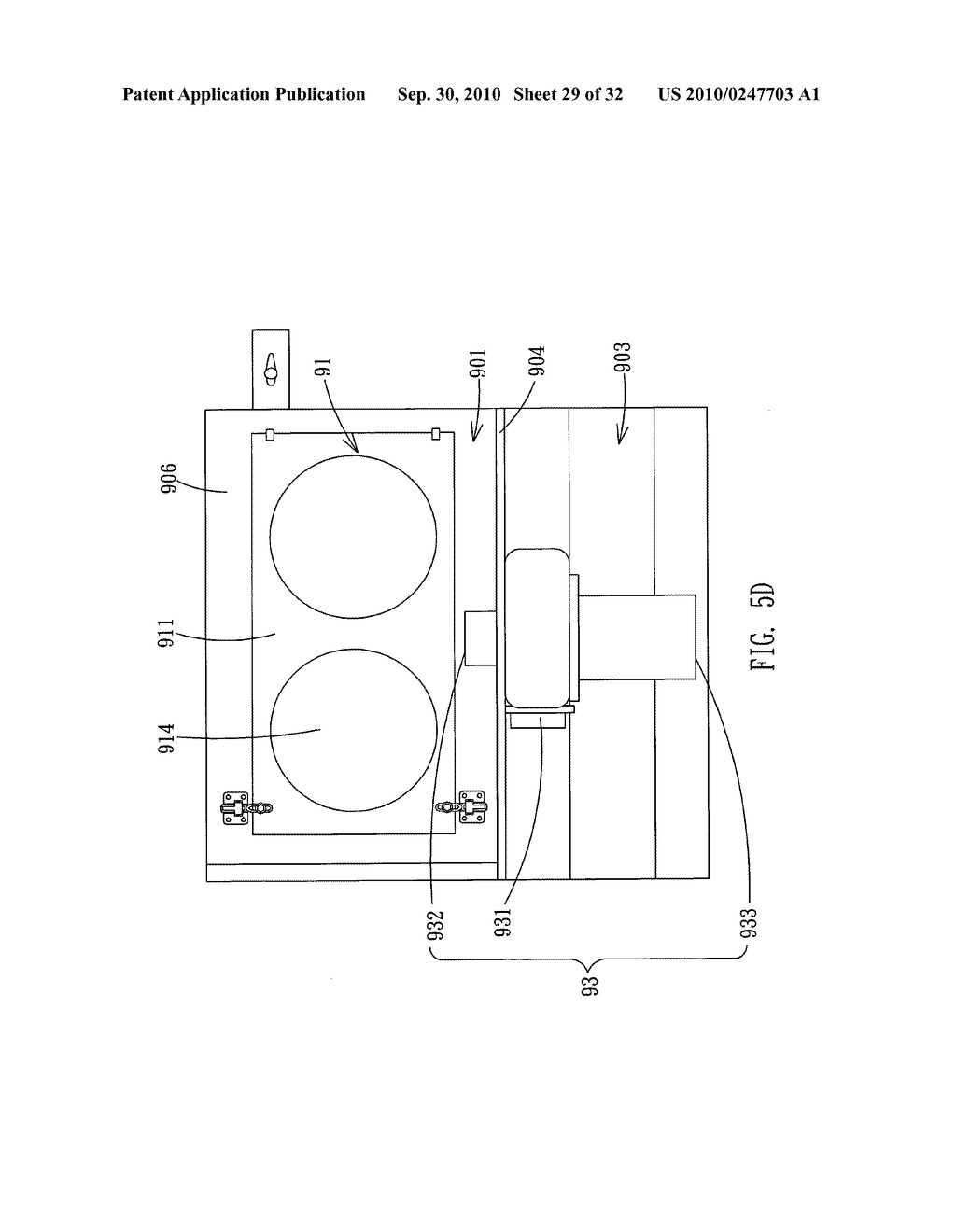 Three-dimensional object forming apparatus - diagram, schematic, and image 30