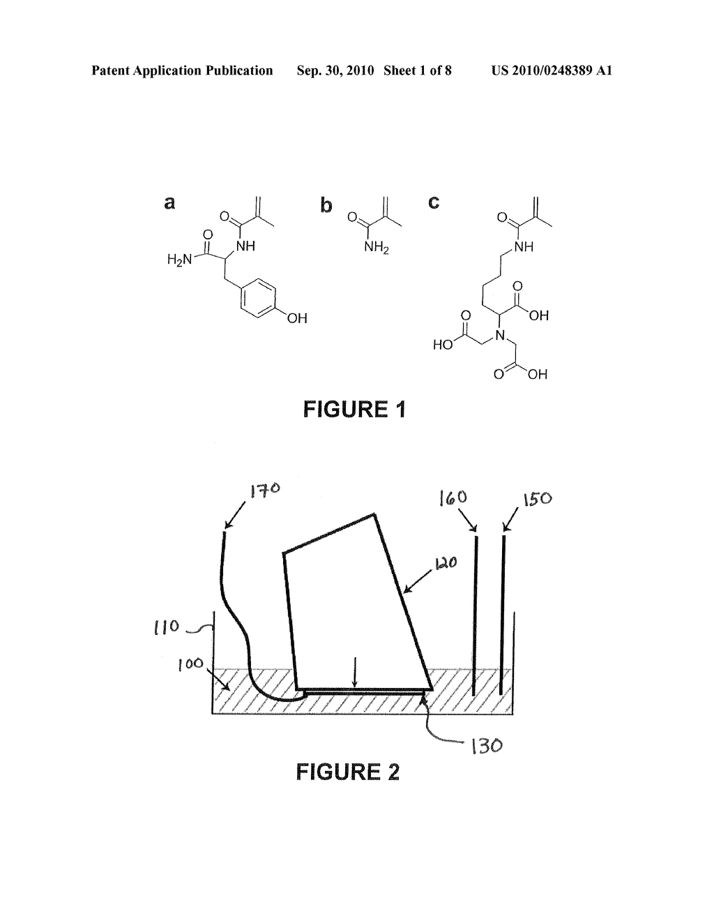 ELECTROCHEMICAL DEPOSITION OF POLYMERS ON METAL SUBSTRATES - diagram, schematic, and image 02