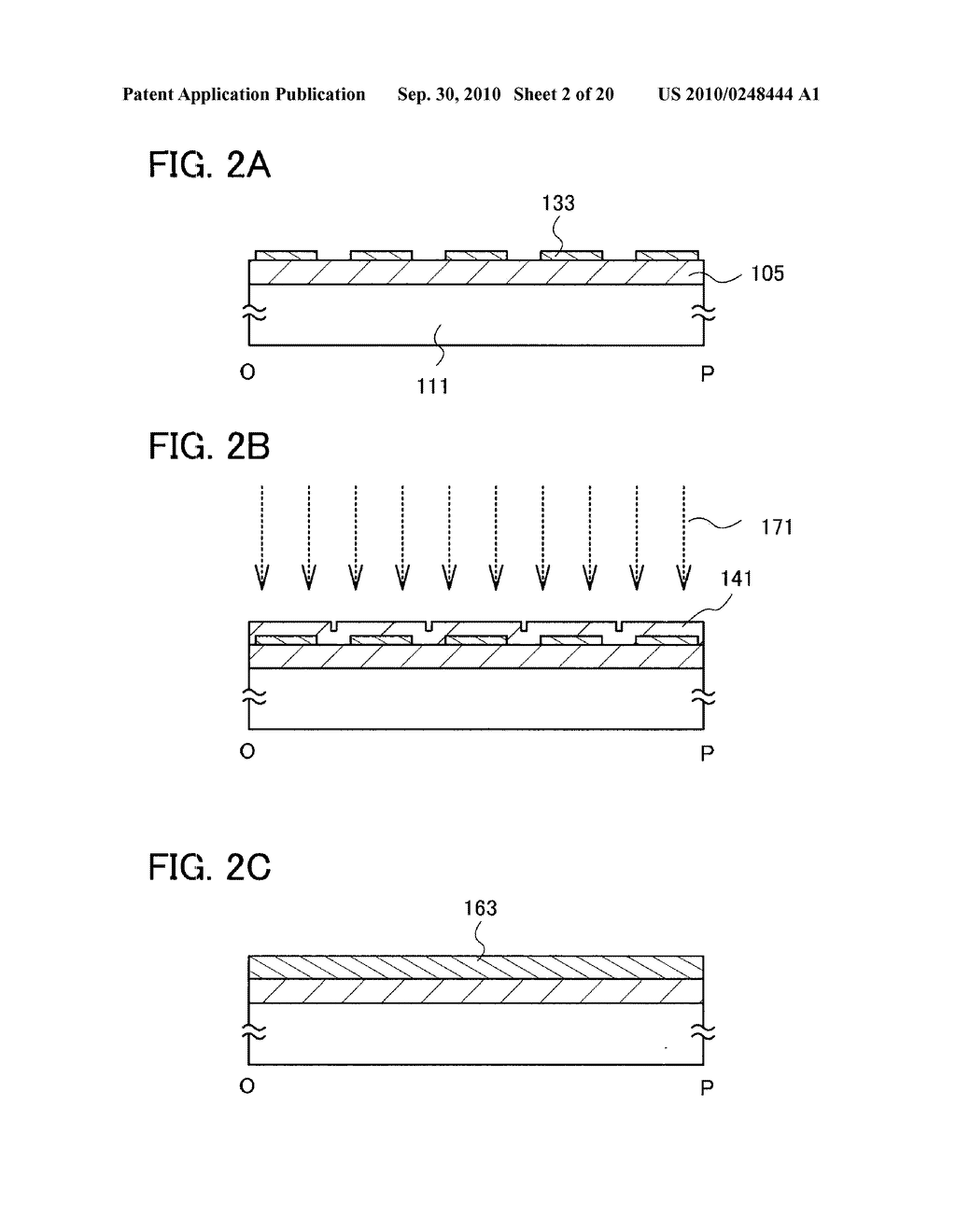 METHOD FOR MANUFACTURING SOI SUBSTRATE - diagram, schematic, and image 03