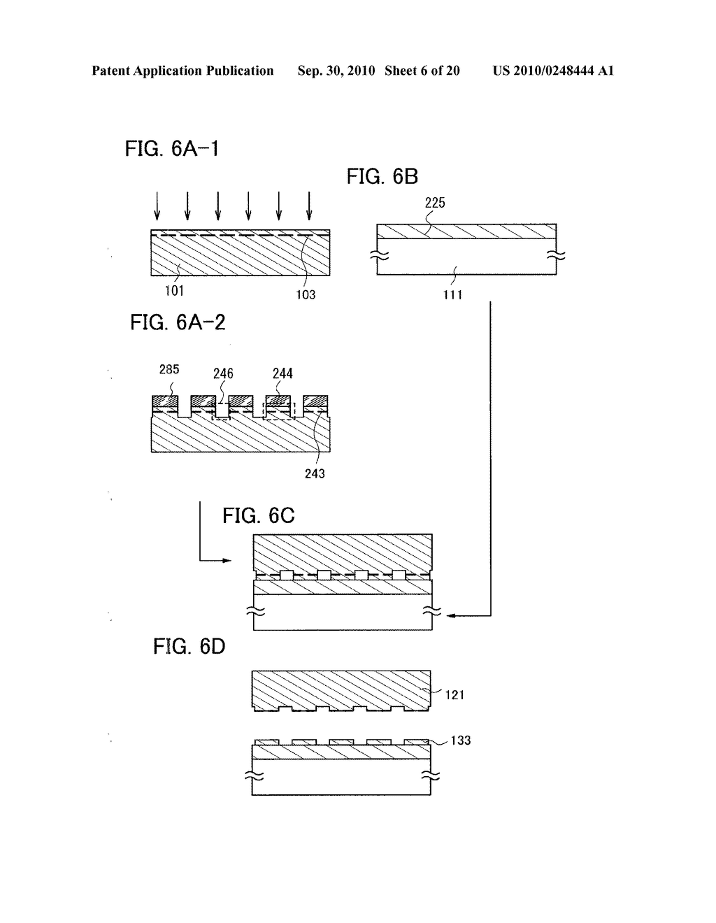 METHOD FOR MANUFACTURING SOI SUBSTRATE - diagram, schematic, and image 07