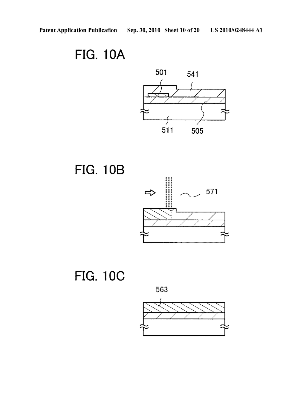 METHOD FOR MANUFACTURING SOI SUBSTRATE - diagram, schematic, and image 11