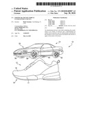 FOOTWEAR AND TOY VEHICLE ENTERTAINMENT DEVICE diagram and image