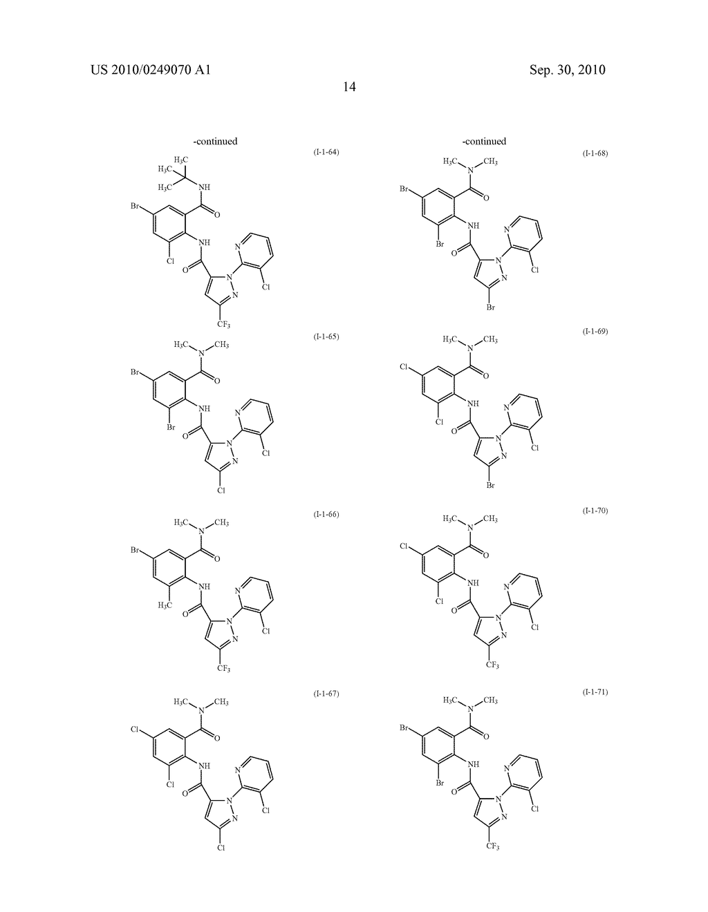 Active Compound Combinations Having Insecticidal Properties - diagram, schematic, and image 15