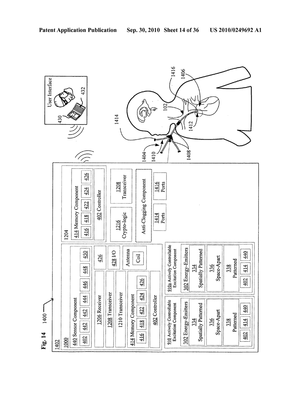Systems, devices, and methods including infection-Fighting and monitoring shunts - diagram, schematic, and image 15