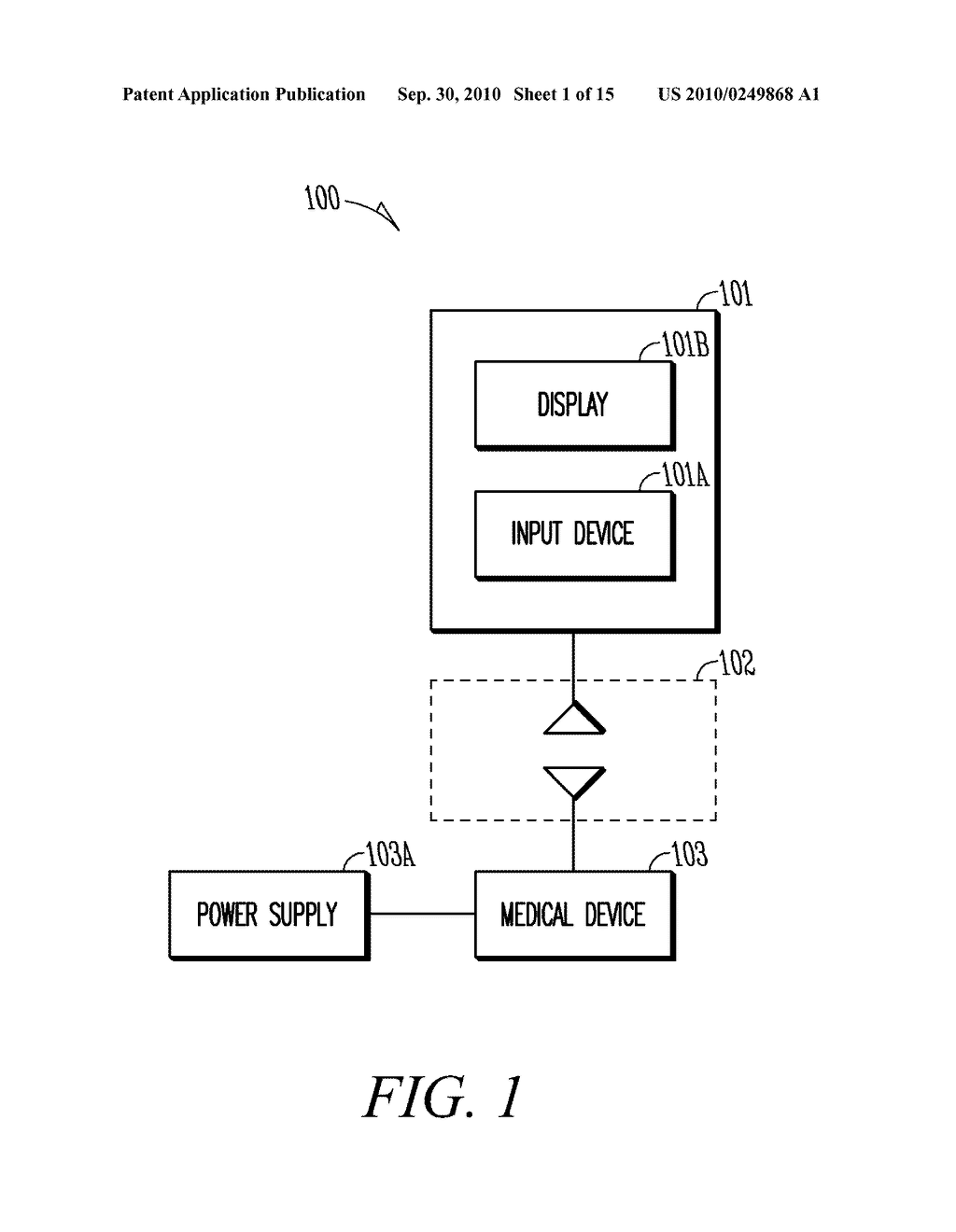IMPLANTABLE MEDICAL DEVICE PROGRAMMING APPARATUS HAVING A GRAPHICAL USER INTERFACE - diagram, schematic, and image 02