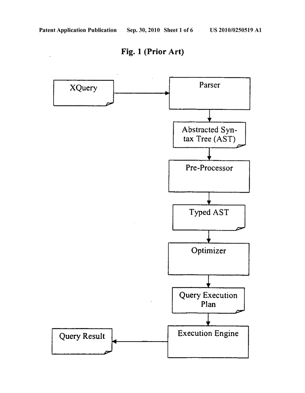 XML database management system for an XML database comprising access protected XML data - diagram, schematic, and image 02