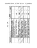 Data display apparatus, method ,and program diagram and image