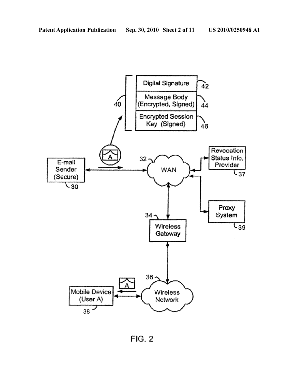 SYSTEM AND METHOD FOR CHECKING DIGITAL CERTIFICATE STATUS - diagram, schematic, and image 03