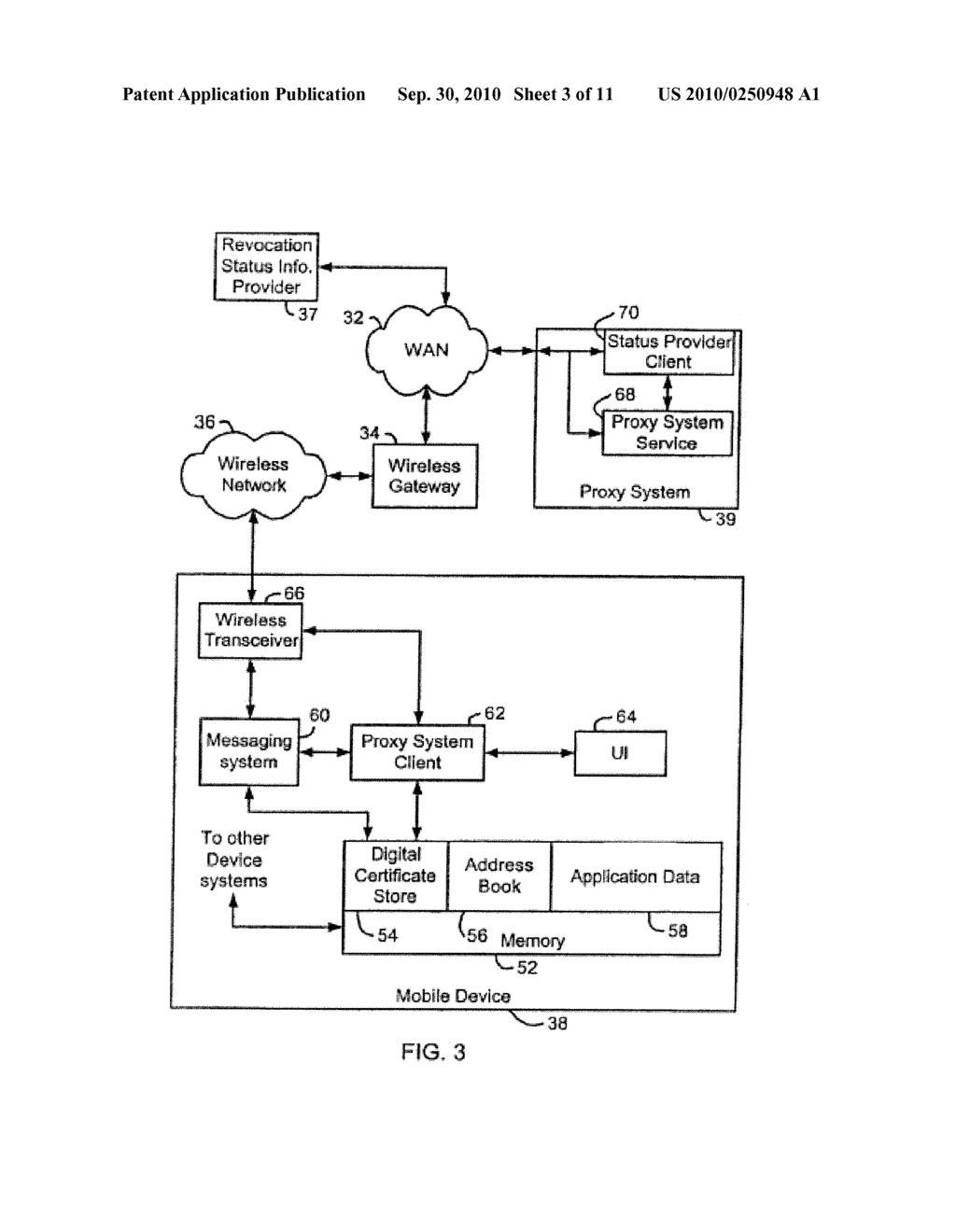 SYSTEM AND METHOD FOR CHECKING DIGITAL CERTIFICATE STATUS - diagram, schematic, and image 04