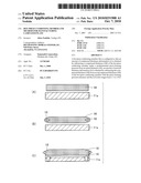 HOT PRESS CUSHIONING MEMBER AND METHOD FOR MANUFACTURING LAMINATED PLATE diagram and image