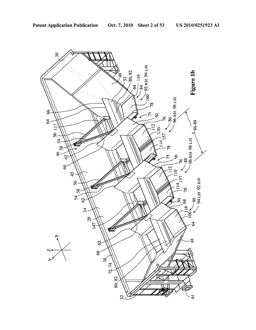 RAILROAD CAR AND DOOR MECHANISM THEREFOR - diagram, schematic, and image 03