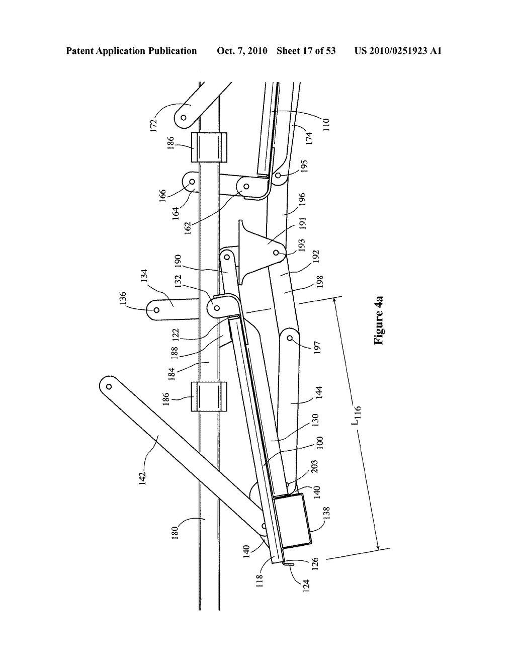 RAILROAD CAR AND DOOR MECHANISM THEREFOR - diagram, schematic, and image 18