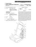 Sewing Method For Seat Cover diagram and image
