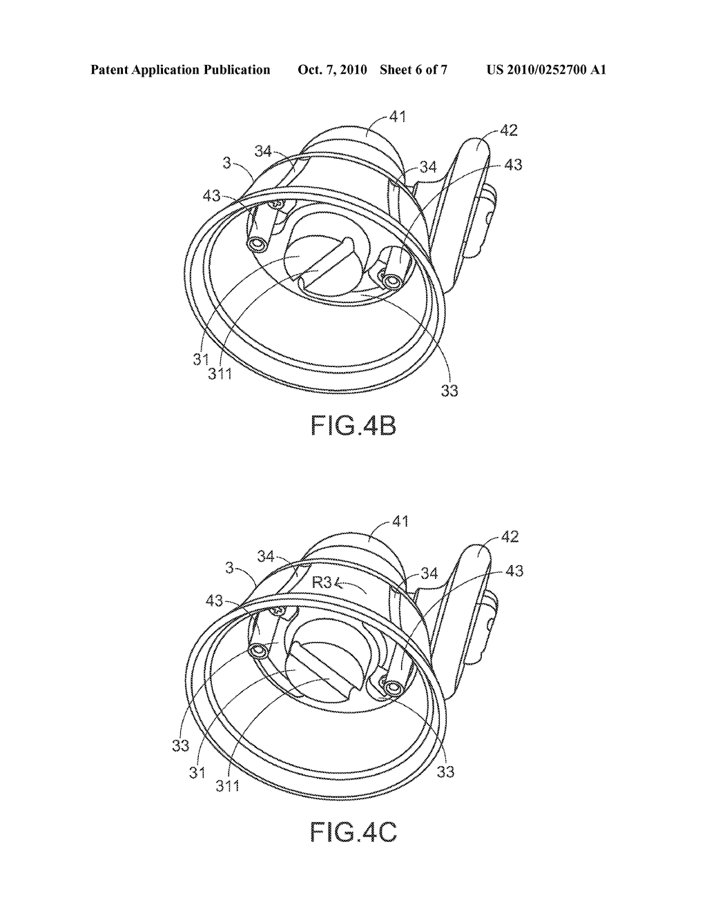 SUCTION CUP ASSEMBLY AND FASTENING DEVICE INCLUDING SUCH SUCTION CUP ASSEMBLY - diagram, schematic, and image 07