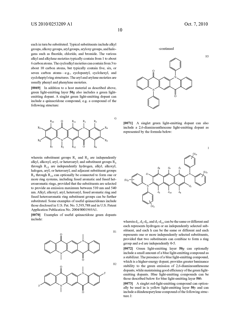 TANDEM WHITE OLED WITH EFFICIENT ELECTRON TRANSFER - diagram, schematic, and image 13