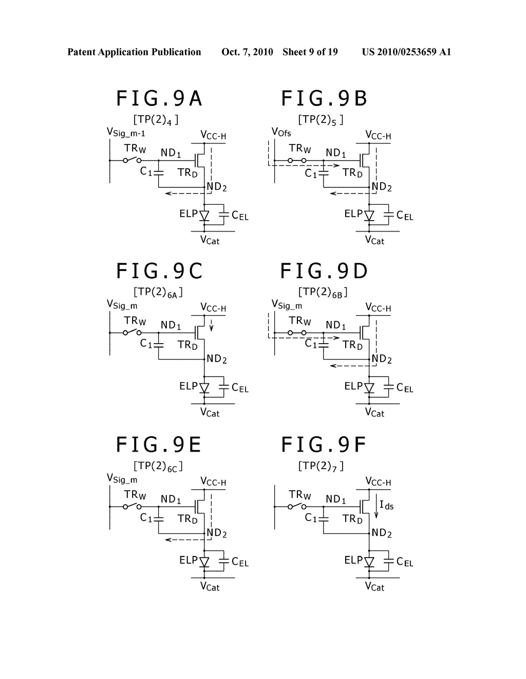 DISPLAY APPARATUS AND DRIVING METHOD FOR DISPLAY APPARATUS - diagram, schematic, and image 10