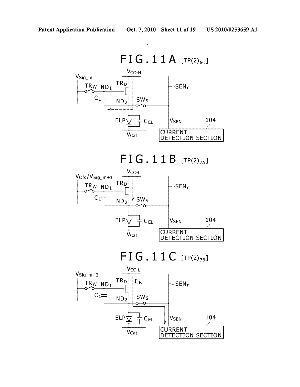 DISPLAY APPARATUS AND DRIVING METHOD FOR DISPLAY APPARATUS - diagram, schematic, and image 12