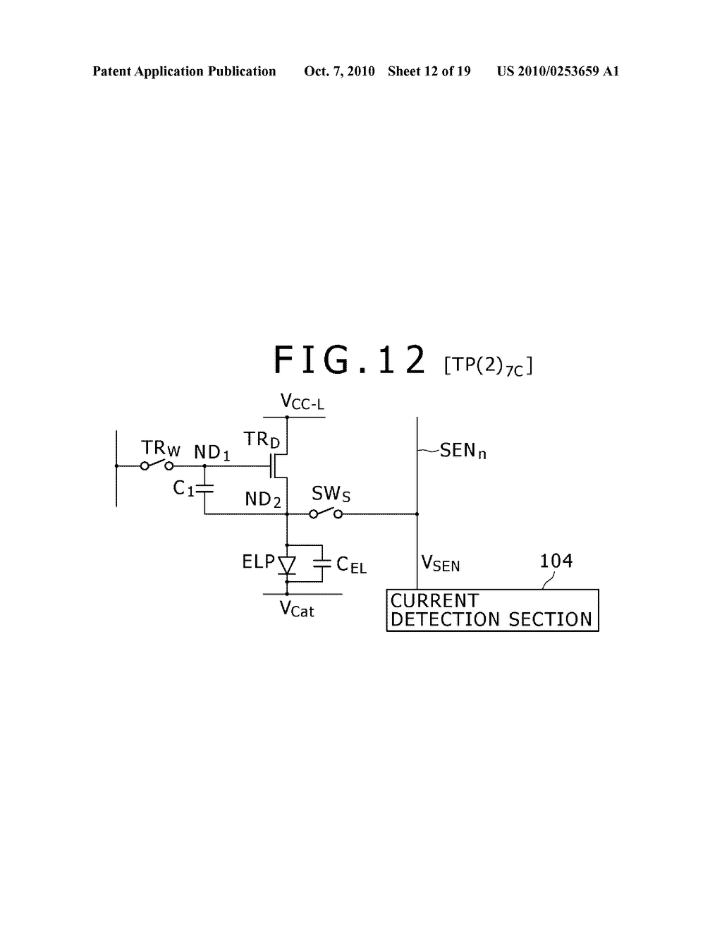 DISPLAY APPARATUS AND DRIVING METHOD FOR DISPLAY APPARATUS - diagram, schematic, and image 13