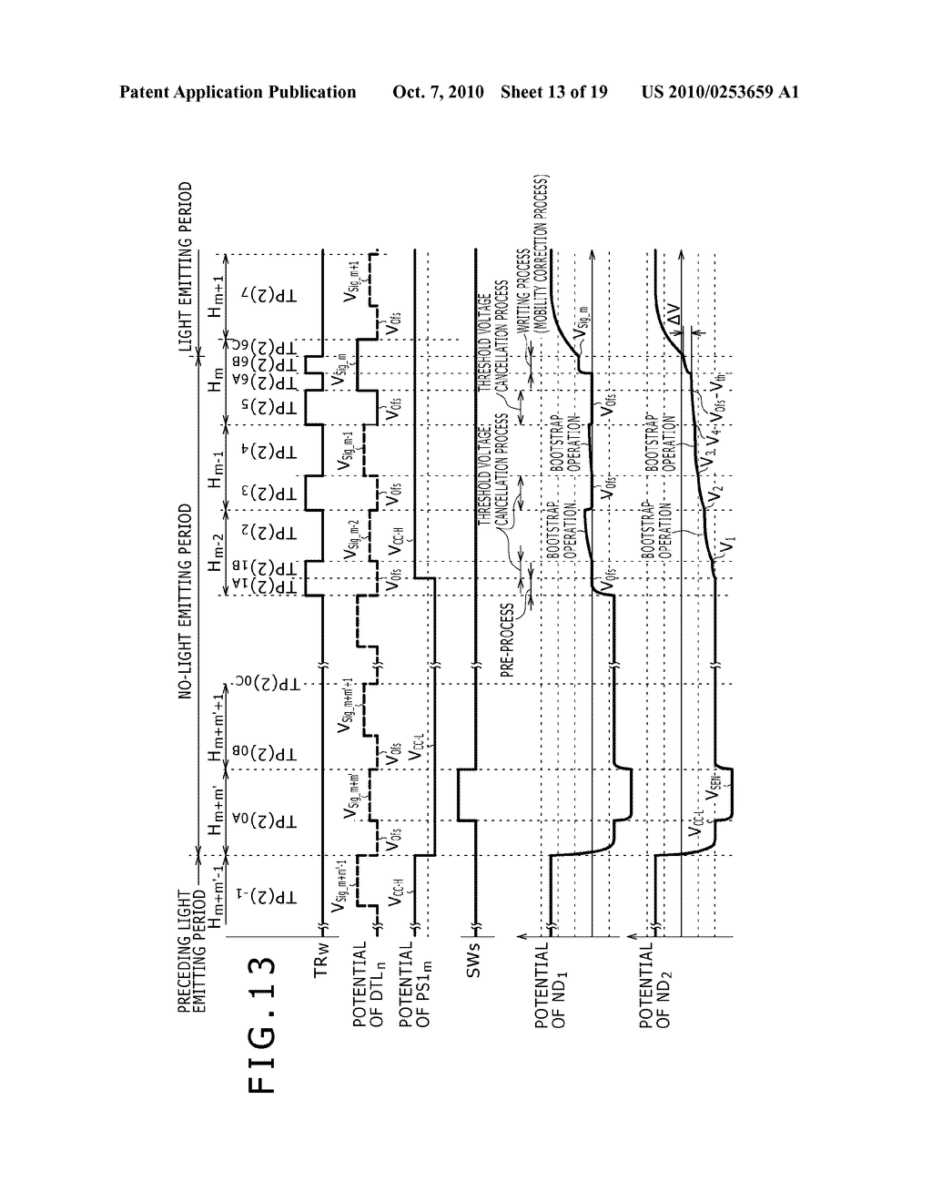 DISPLAY APPARATUS AND DRIVING METHOD FOR DISPLAY APPARATUS - diagram, schematic, and image 14