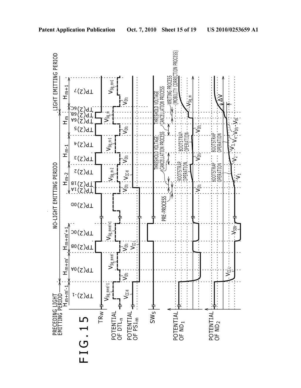 DISPLAY APPARATUS AND DRIVING METHOD FOR DISPLAY APPARATUS - diagram, schematic, and image 16