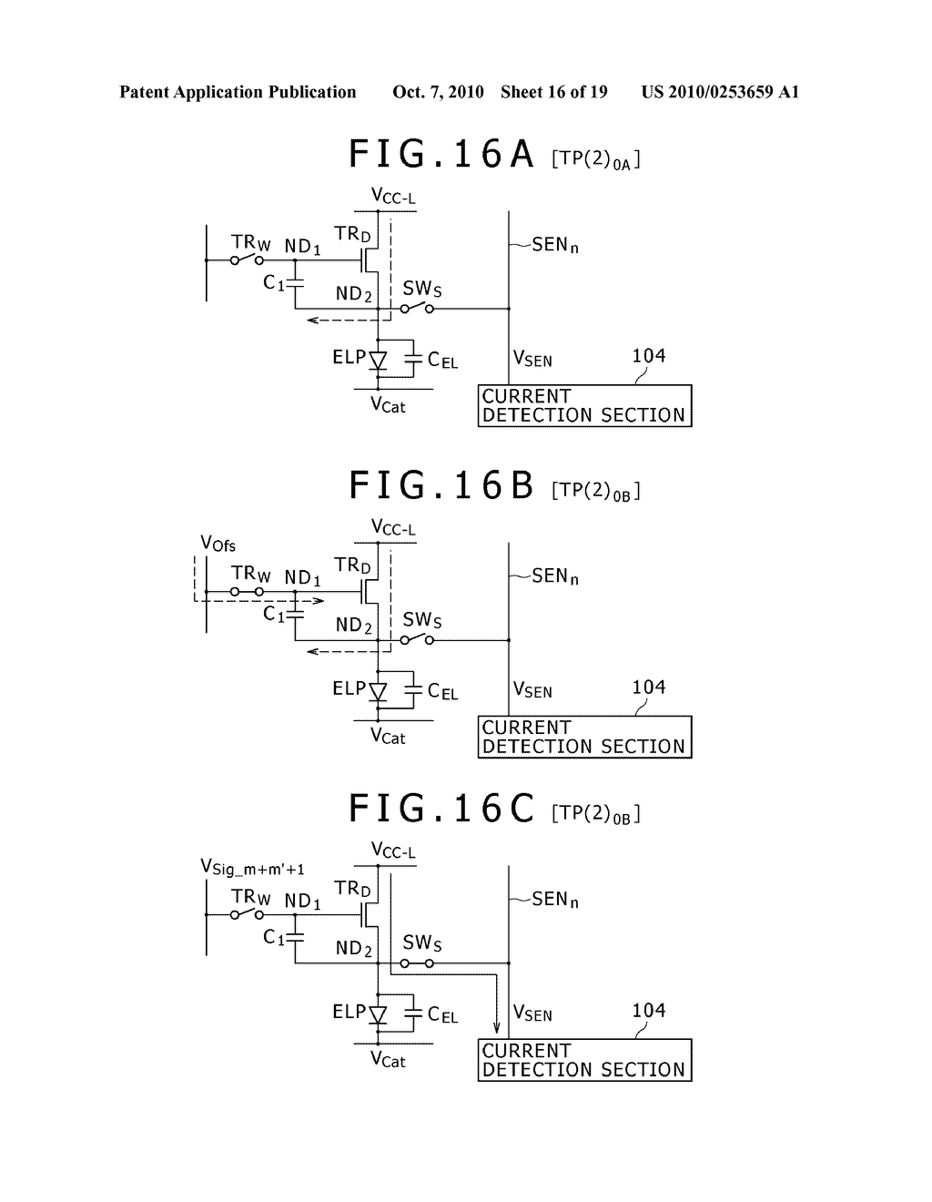 DISPLAY APPARATUS AND DRIVING METHOD FOR DISPLAY APPARATUS - diagram, schematic, and image 17
