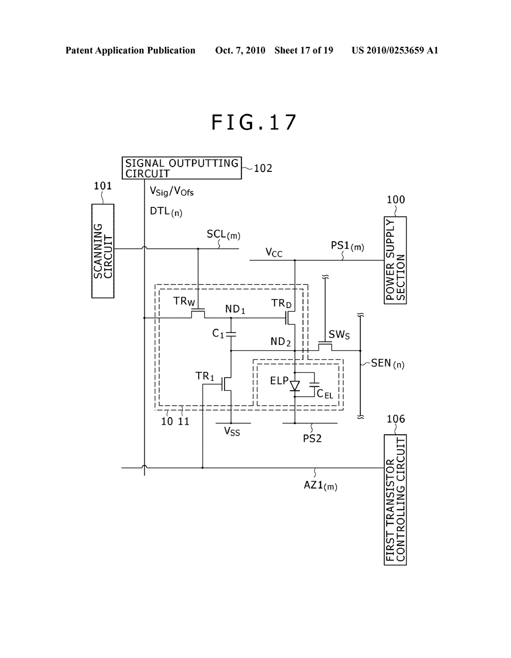 DISPLAY APPARATUS AND DRIVING METHOD FOR DISPLAY APPARATUS - diagram, schematic, and image 18