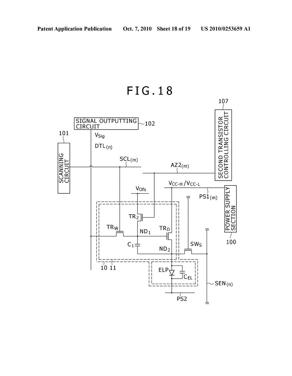 DISPLAY APPARATUS AND DRIVING METHOD FOR DISPLAY APPARATUS - diagram, schematic, and image 19