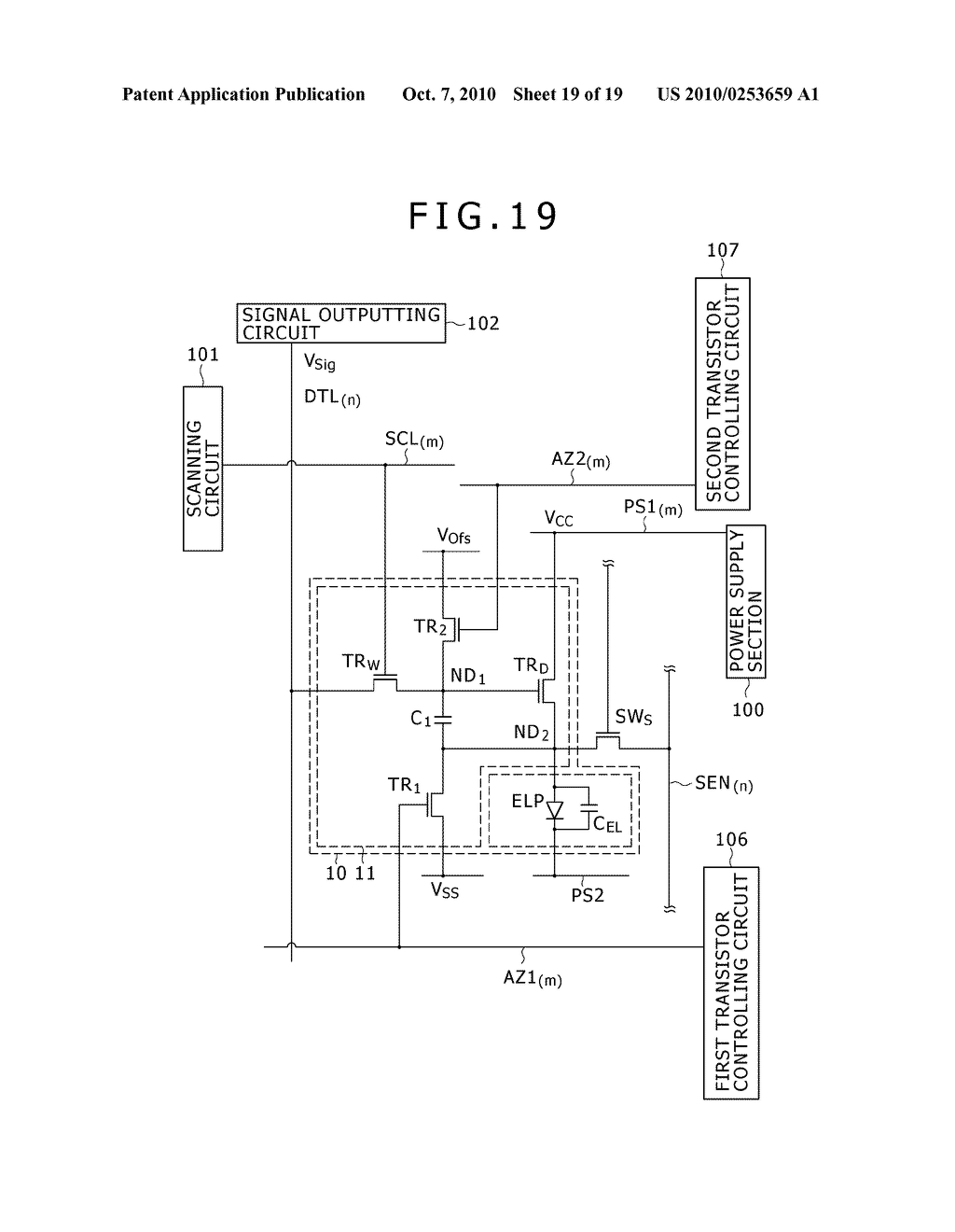 DISPLAY APPARATUS AND DRIVING METHOD FOR DISPLAY APPARATUS - diagram, schematic, and image 20