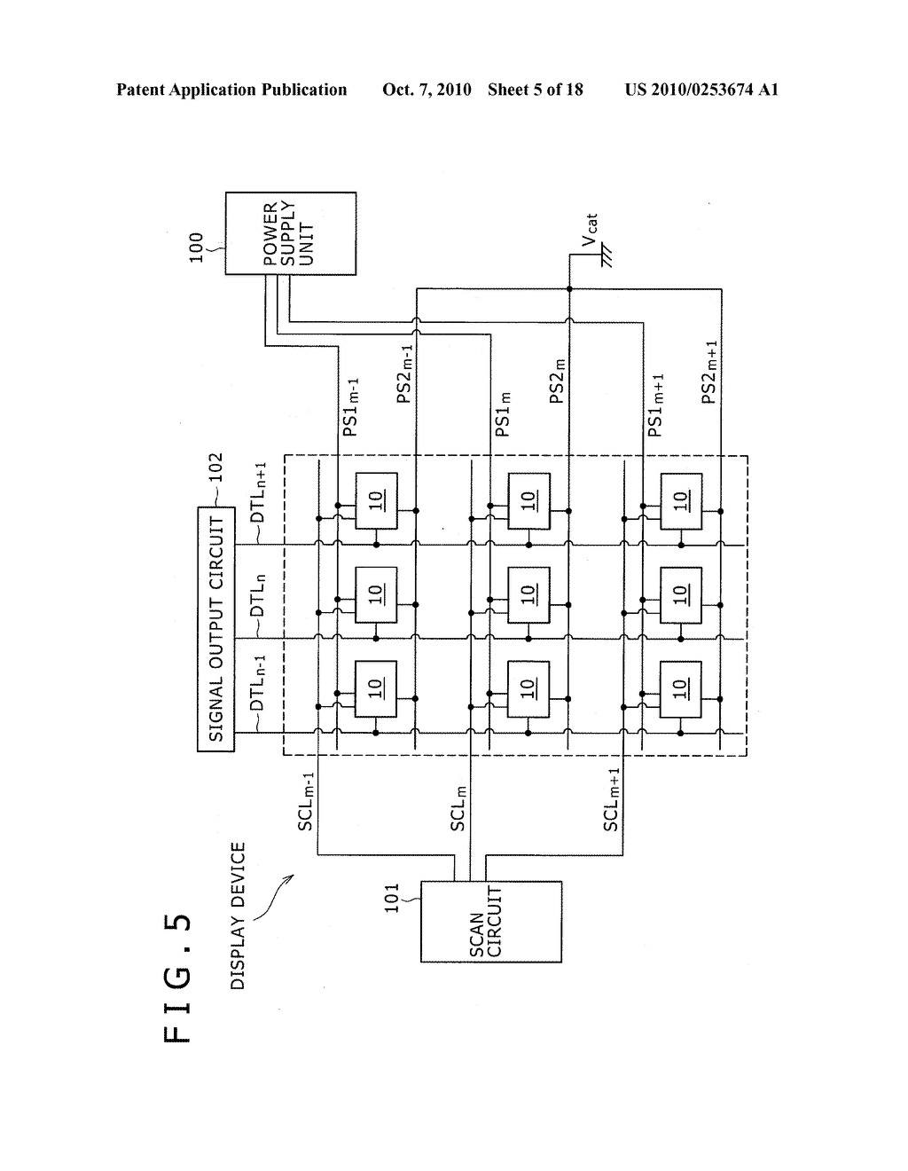 METHOD FOR DRIVING DISPLAY ELEMENT AND METHOD FOR DRIVING DISPLAY DEVICE - diagram, schematic, and image 06