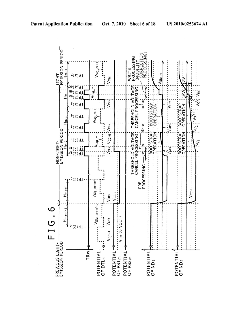 METHOD FOR DRIVING DISPLAY ELEMENT AND METHOD FOR DRIVING DISPLAY DEVICE - diagram, schematic, and image 07
