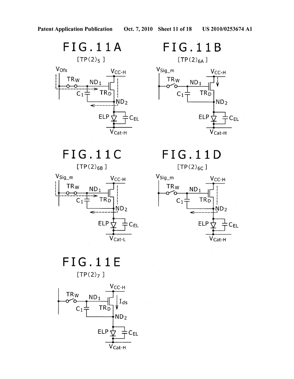 METHOD FOR DRIVING DISPLAY ELEMENT AND METHOD FOR DRIVING DISPLAY DEVICE - diagram, schematic, and image 12